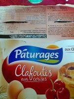 Clafoutis aux cerises – - Product - fr