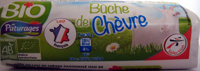 Bûche de chèvre (21 % MG) - Produit - fr
