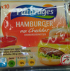 Hamburger au Cheddar - Produit