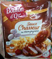 Sauce chasseur aux champignons - Produit - fr