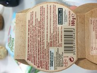Pâté de porc au piment d'Espelette aop label rouge - Ingrédients - fr