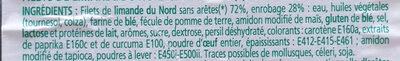 Filet de Limande du Nord Meunière - Ingrediënten - fr