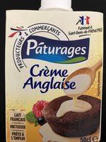 Crème Anglaise prête à l'emploi - Produit - fr