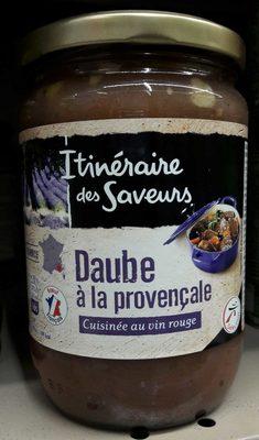 Daube à la Provençale - Produit