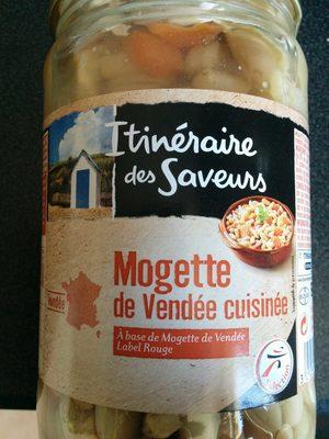 Mogette cuisinée à base de Mogette de Vendée Label Rouge - Prodotto - fr