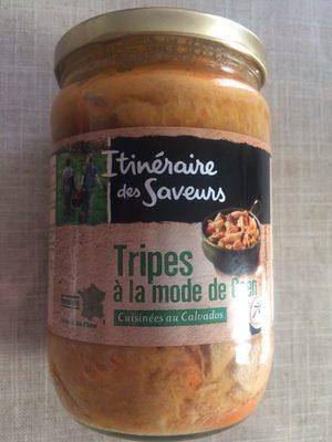 Tripes à la mode de Caen, Cuisinées au Calvados - Product