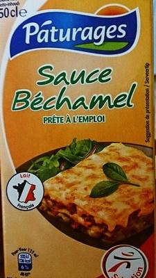 Sauce béchamel stérilisée UHT - Produit