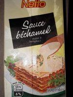 Sauce béchamel stérilisée UHT - Product