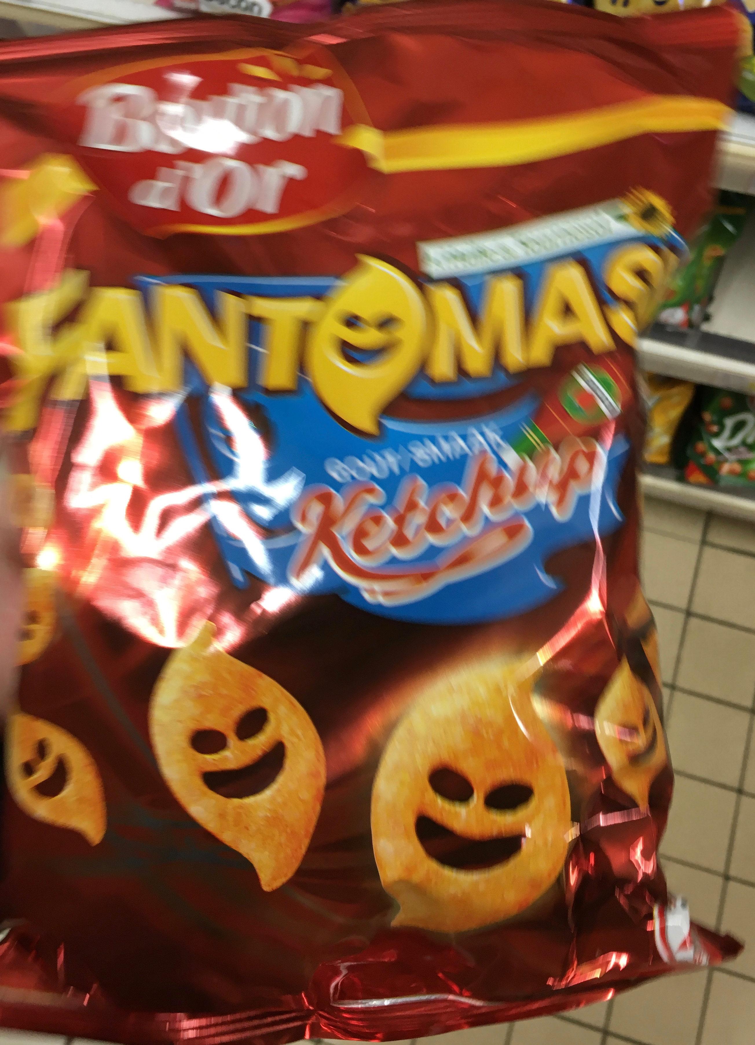 Fantomas Ketchup - Product