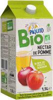 Nectar de pomme bio - Produit - fr