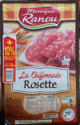 La Chiffonnade Rosette (+10% gratuit) - Product - fr