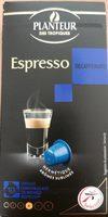 Café décaféiné - Product - fr