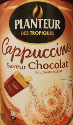 Cappuccino Saveur Chocolat - Plaisir onctueux - Planteur des Topiques - Product