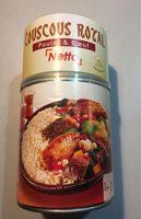 Couscous royal poulet boeuf - Produit