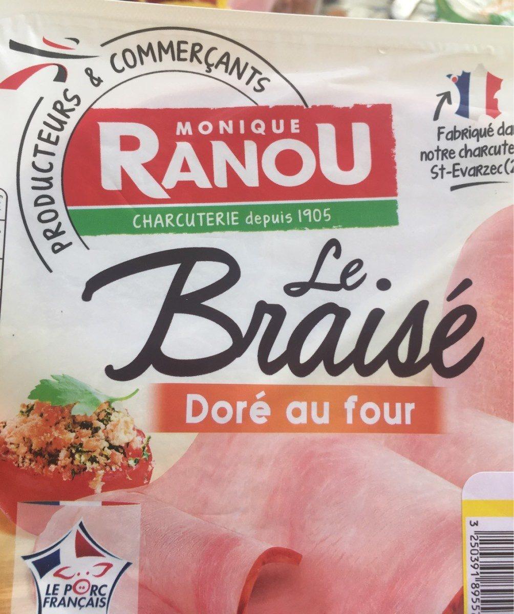 Le braisé - Product - fr