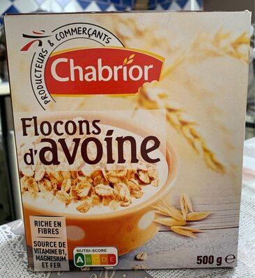 Flocons d'avoine - Produkt - fr