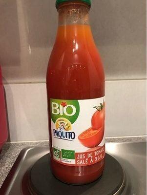 Jus de tomate salé à 3g/l - Prodotto - fr