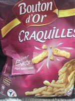 Craquilles saveur bacon - Produit - fr