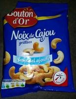 Noix de cajou grillées sans sel ajouté - Product - fr