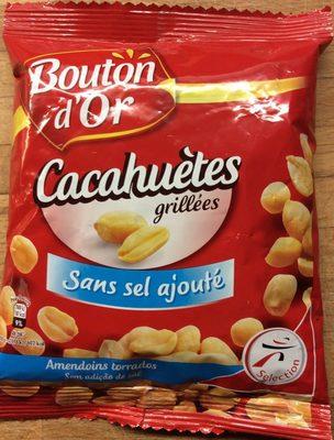 Cacahuètes grillées sans sel ajouté - Product