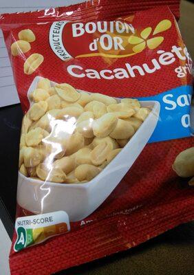 Cacahuètes grillées sans sel ajouté - Product - fr