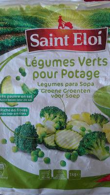 S.eloi Legume Vert Potage - Produit