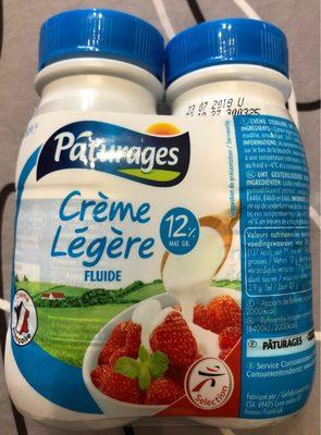 Crème légère - Produit
