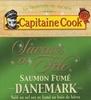 Saumon Fumé du Danemark Saveurs en Fête - Produit