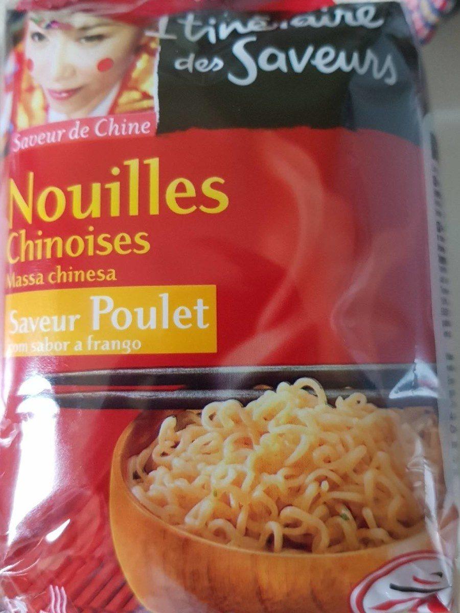 Nouilles Chinoises - Saveur Poulet - Product - fr