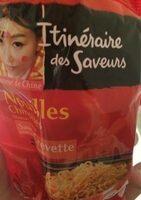 Nouilles Chinoises crevette - 产品 - fr
