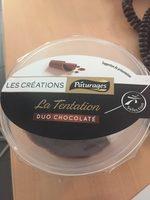 , Dessert tentation chocolat, le pot de 110 g - Product