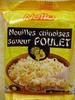 Nouilles chinoises Saveur Poulet (Lot de 3 sachets) - Produit