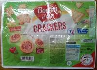 Coffret de biscuits crackers - Product