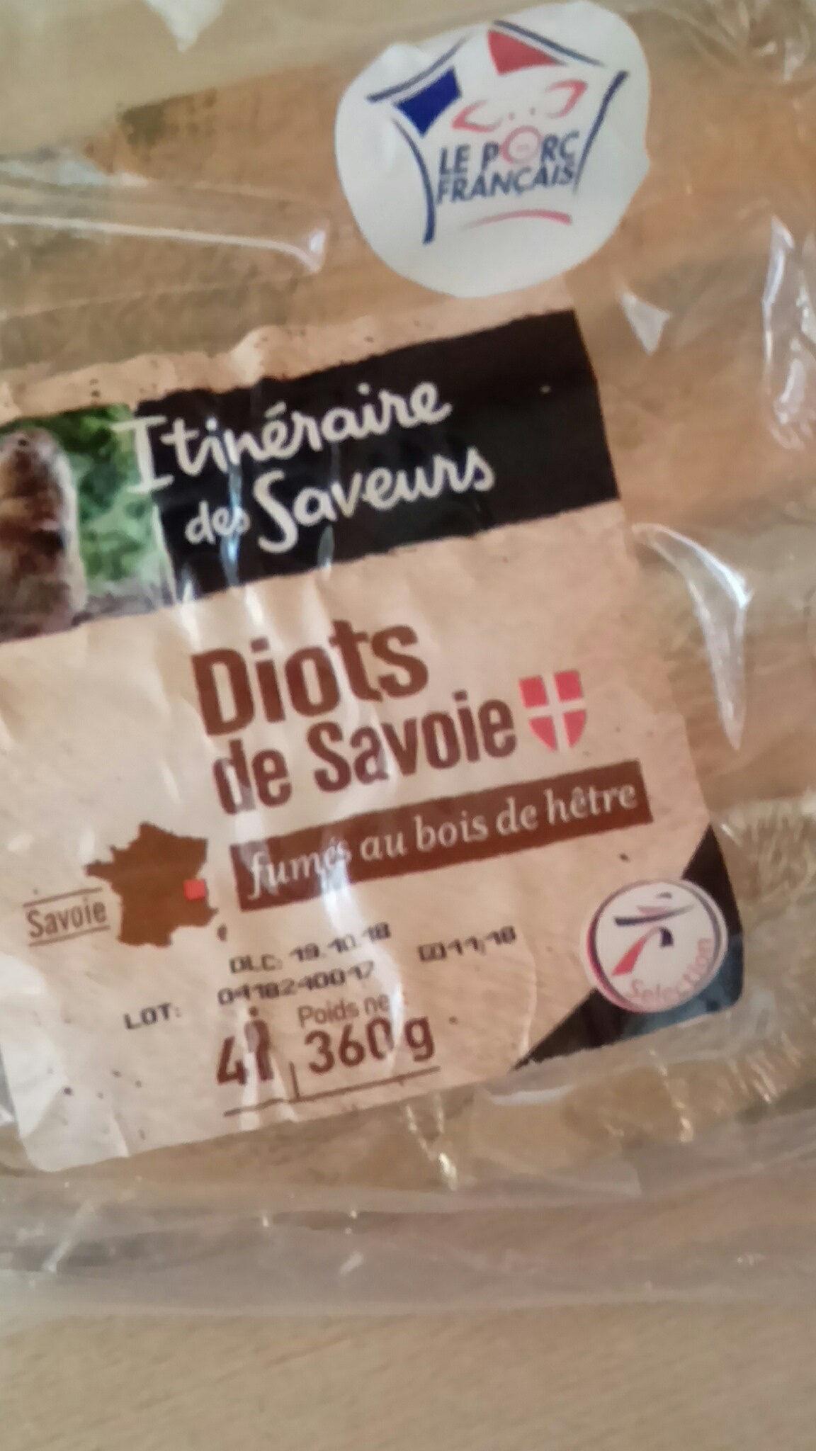 Diots de Savoie - Produit - fr