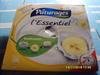 L'essentiel Du Yaourt + des bananes + un peu de jus de citron & du sucre c'est tout - Product