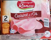 Mon Gourmand Cuisiné à l'Os - Product - fr