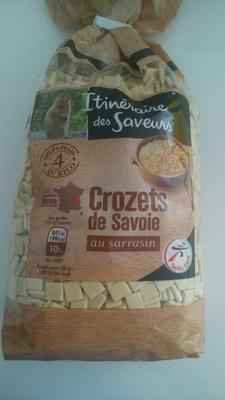 Crozets de Savoie au Sarrasin - Itinéraire des Saveurs - Produit - fr