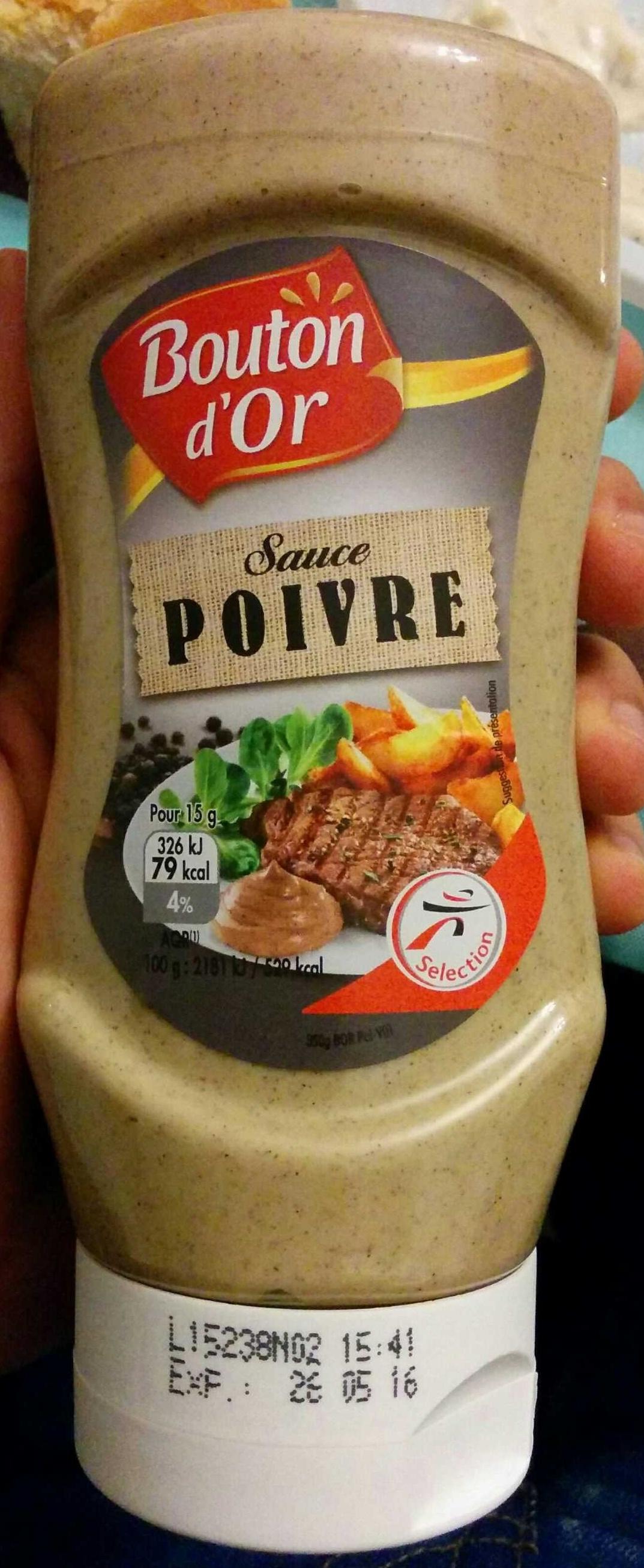 Sauce poivre - Produit