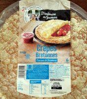 6 Crêpes Bretonnes - Product - fr