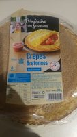 Crêpes bretonnes - Product