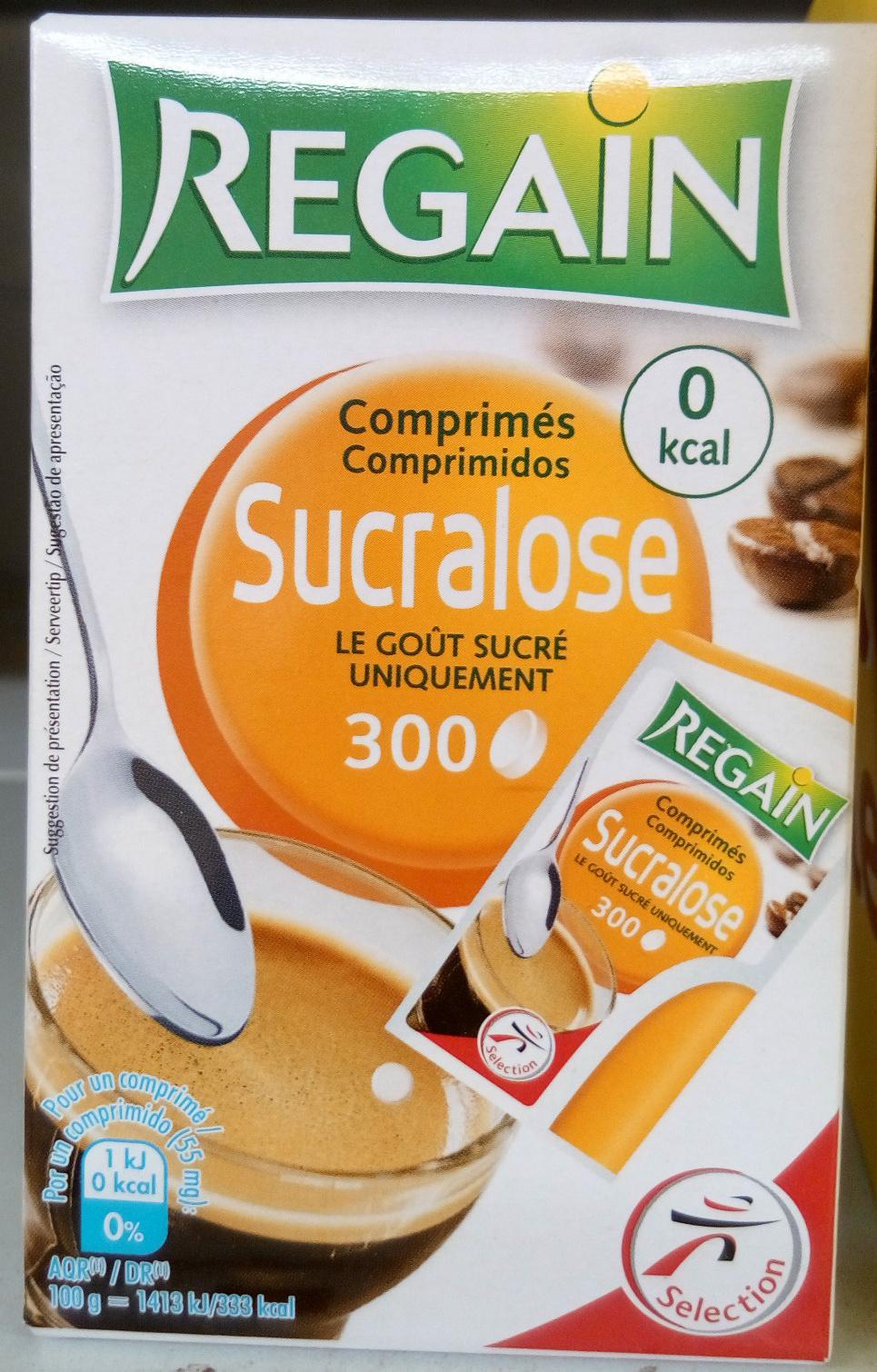 Comprimés Sucralose - Product - fr