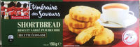 Shortbread - Product - fr
