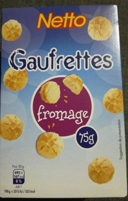 Gaufrettes Fromage - Product