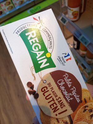 Palets pépites chocolat sans gluten - 3