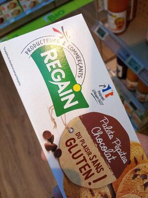 Palets pépites chocolat sans gluten - Product