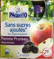 Pomme Pruneau sans sucres ajoutés - Produit - fr