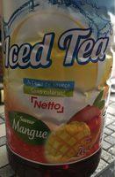Iced Tea Saveur Mangue - Product - fr