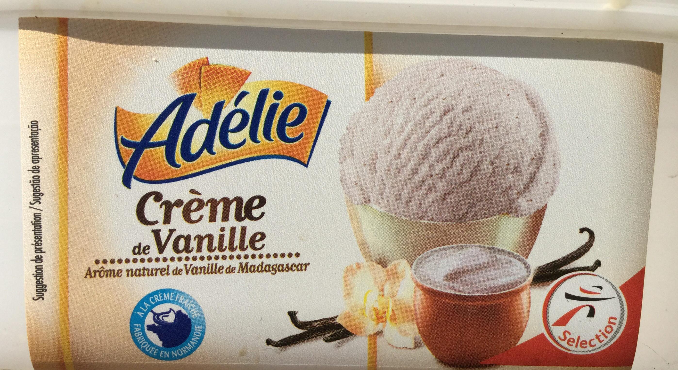 Bac crème de vanille (CG) - Produit - fr