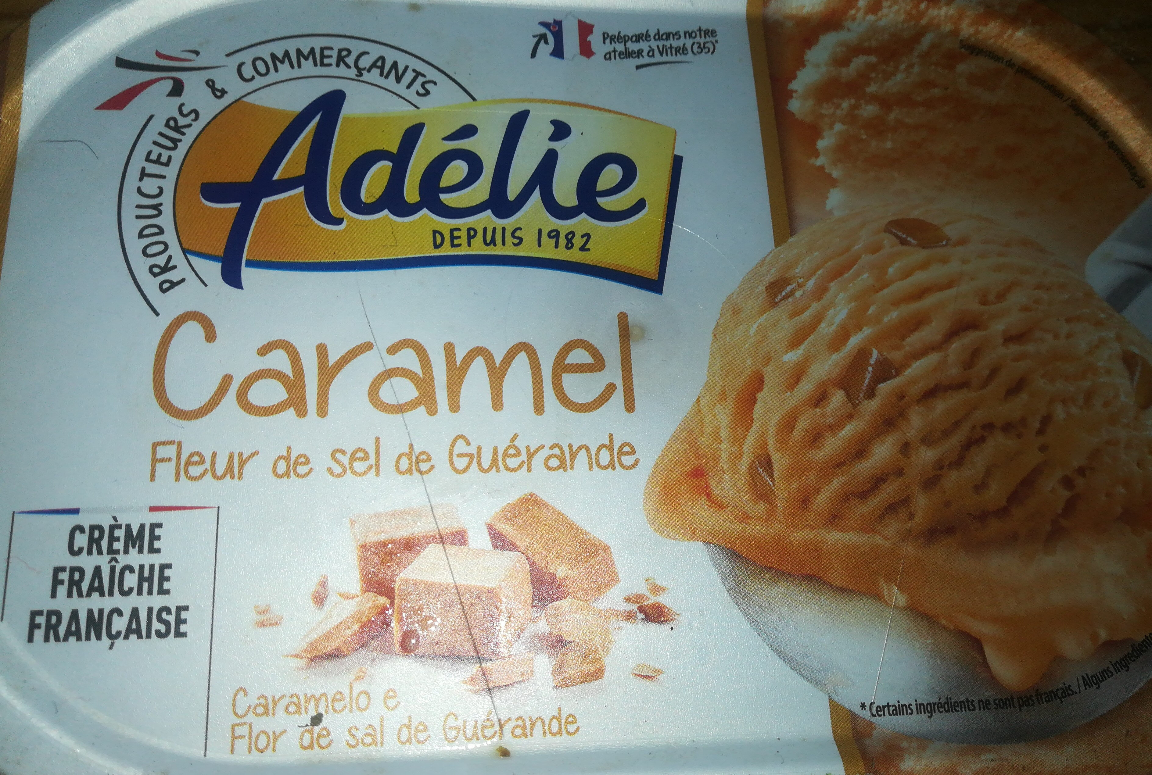 Bac caramel fleur de sel de Guérande (CG) - Product