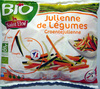Julienne de légumes bio surgelé Saint Eloi - Product